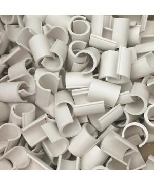 Clips serra in PVC